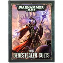Codex: Genestealer Cults 8th edition (Hardback) на английском языке
