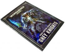 Codex: Grey Knights 8th edition (Hardback)