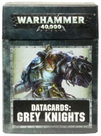 Datacards: Grey Knights (ENG)