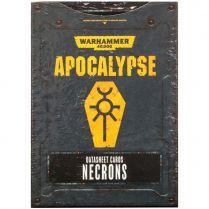 Apocalypse Datasheets: Necrons