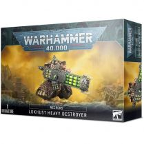 Necrons: Lokhust Heavy Destroyer