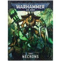 Codex: Necrons 9th edition (Hardback) на английском языке