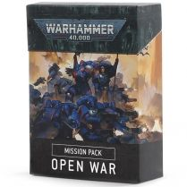 Mission Pack: Open War (9th edition)