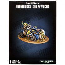 Orks Boomdakka Snazzwagon