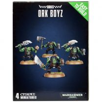 Easy to Build: Orks Boyz