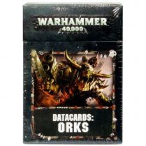 Datacards: Orks 8th edition