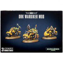 Orks Warbiker Mob