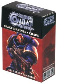 Citadel Combat Cards: Space Marines/Chaos