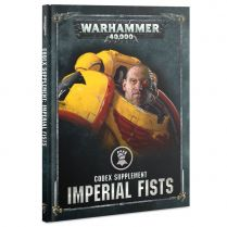 Codex Supplement: Imperial Fists 8th edition (Hardback)