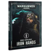 Codex Supplement: Iron Hands 8th edition (Hardback)