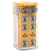 Imperial Fists Dice Set