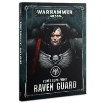 Codex Supplement: Raven Guard 8th edition (Hardback)