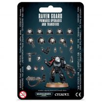 Raven Guard Primaris Upgrades and Transfers Sheets