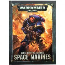 Codex: Space Marines 8th edition (Hardback) на английском языке