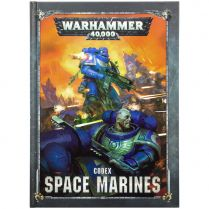 Codex: Space Marines 2019 8th Edition (Hardback)