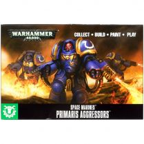 Easy to Build: Space Marines Primaris Agressors
