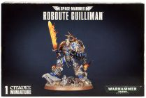 Space Marines Roboute Guilliman