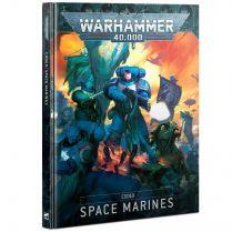 Codex: Space Marines 9th edition (Hardback) на английском языке