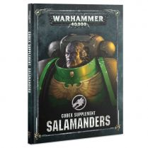 Codex Supplement: Salamanders 8th edition (Hardback)