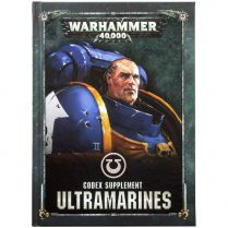 Codex Supplement: Ultramarines 8th edition (Hardback)