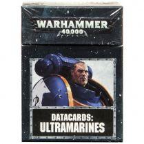 Datacards: Ultramarines 8th edition