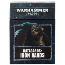 Datacards: Iron Hands 8th edition