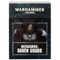Datacards: Raven Guard 8th edition