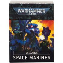 Datacards: Space Marines 9th edition