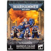 Ultramarines Marneus Calgar with Victrix Honour Guard