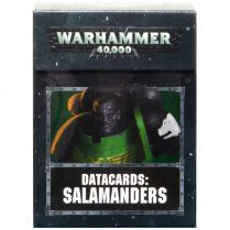 Datacards: Salamanders 8th edition