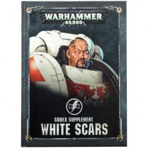 Codex Supplement: White Scars 8th edition (Hardback)
