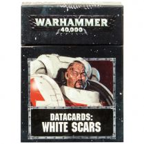 Datacards: White Scars 8th edition