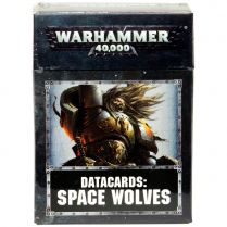 Datacards: Space Wolves 8th edition