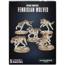 Space Wolves: Fenrisian Wolves