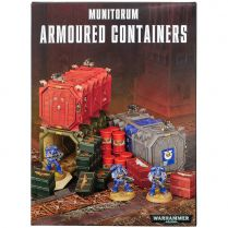 Munitorium Armoured Containers