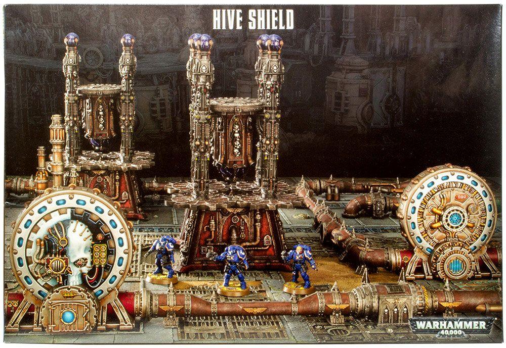 Купить Hive Shield, Настольная игра Games Workshop