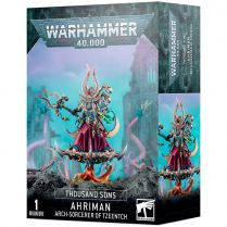 Thousand Sons: Ahriman Arch-sorcerer of Tzeentch