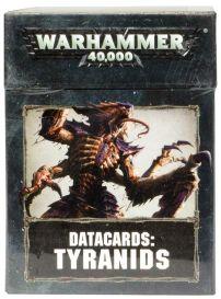 Datacards: Tyranids 8th edition