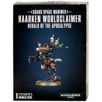 Chaos Space Marines Haarken Worldclaimer