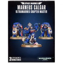 Space Marines Marneus Calgar with Honour Guard