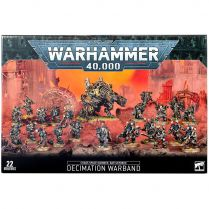 Chaos Space Marines: Decimation Warband
