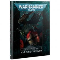 War Zone Charadon:  Act 2 – The Book of Fire