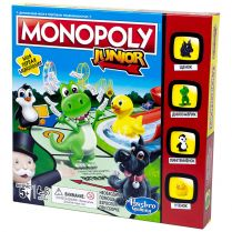 Монополия Junior (2020)
