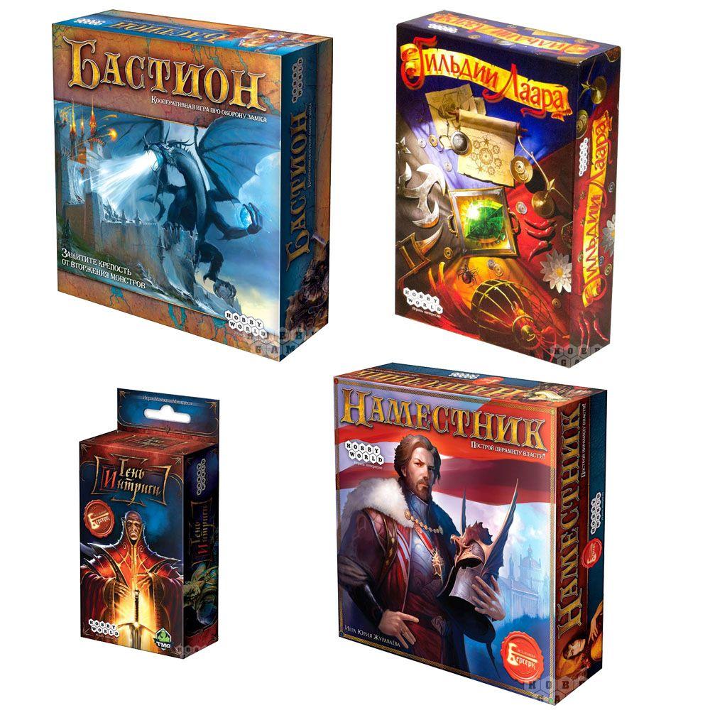Власть и преданность в Лааре, Настольная игра Hobby World  - купить со скидкой
