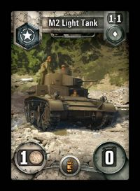 World of Tanks: промокарта Light Tank M2