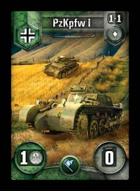 World of Tanks: промокарта PzKpfw I