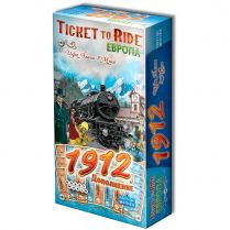 Ticket to Ride. Европа: 1912