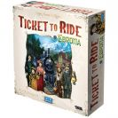 Ticket to Ride: Европа. Юбилейное издание