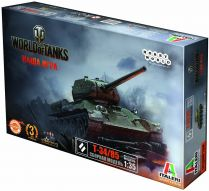 World of Tanks. Т-34-85. Масштабная модель 1:35 (Сборный танк) (3-е рус. изд.)