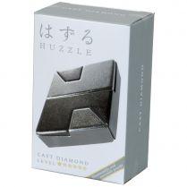 Металлическая головоломка Huzzle Cast Diamond